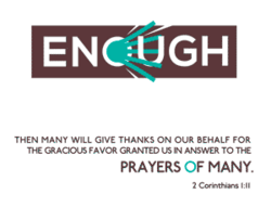 Enough prayer initiative